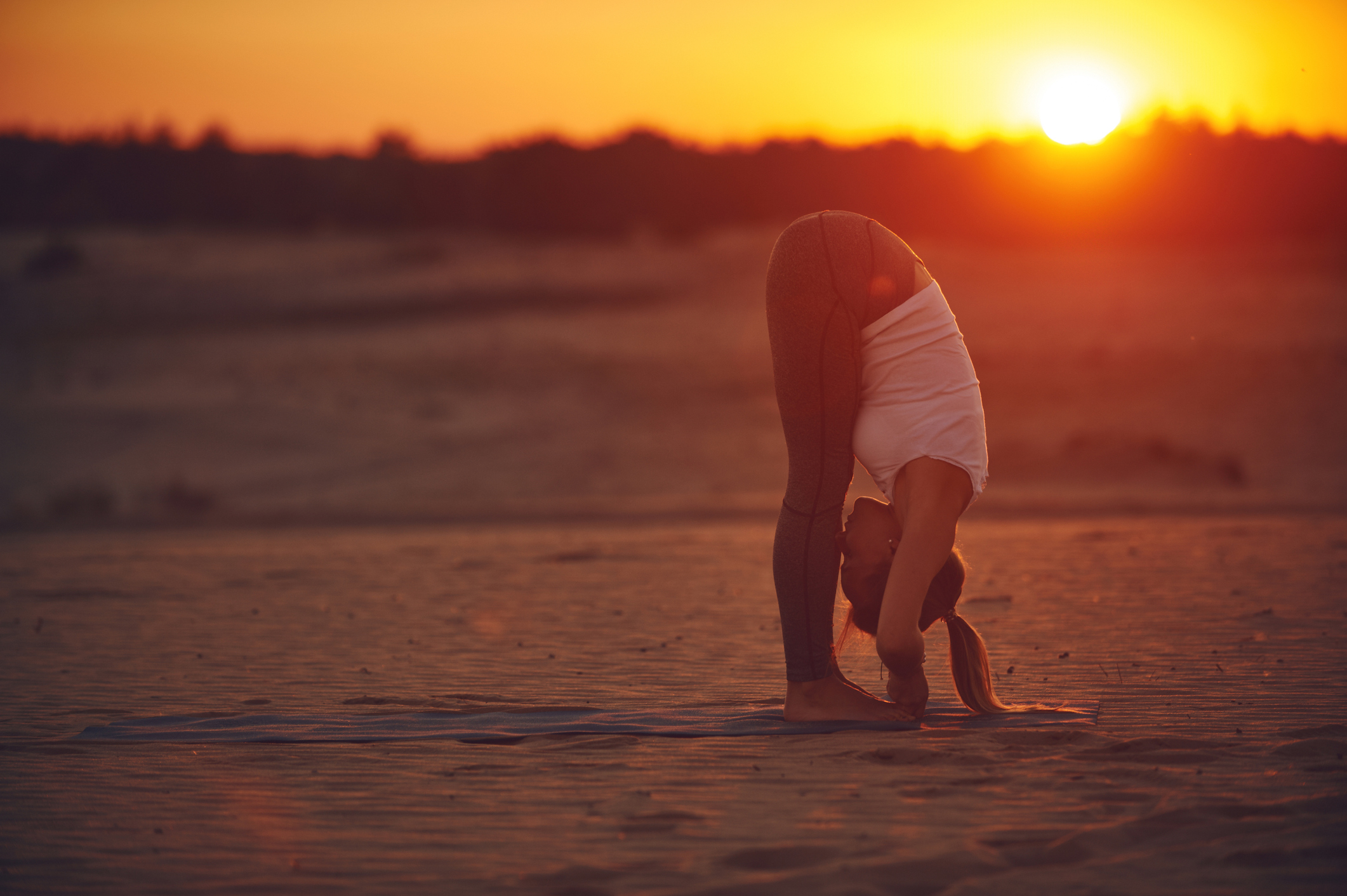 Yoga for Hotheads (and the perfect summer breath!)