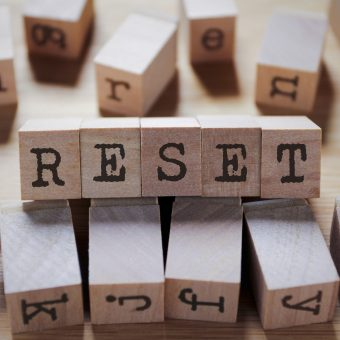 A rest, recovery and reset plan